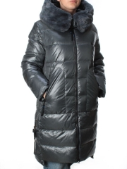 2072 Пальто зимнее женское BIRCH