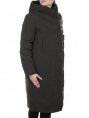 A-873 Пальто зимнее с капюшоном ATHENA