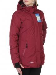 6606 Куртка лыжная с митенками SALUOTU