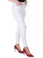 201 Джинсы-скинни женские Qj and jeans