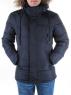 8814 Куртка мужская зимняя (холлофайбер, натуральный мех)