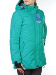 6605 Куртка горнолыжная стеганая SALUOTU