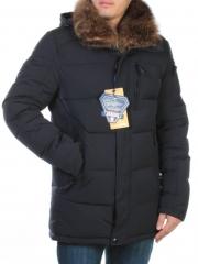 Y-1060 Куртка мужская с натуральным мехом PARUID