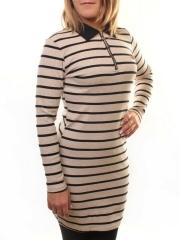 5761 Платье трикотажное (100% хлопок)