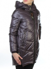 9107 Пальто зимнее с капюшоном Delanna