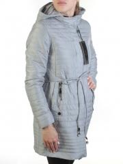 99037 Пальто женское демисезонное (100 гр. синтепон)