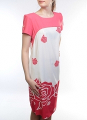 P309 Платье женское (100% полиэстер)