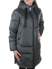 809 Пальто зимнее женское Snow Grace