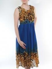 1510 Платье женское (100% полиэстер)