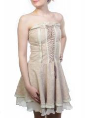 2505C Платье женское (100% хлопок)
