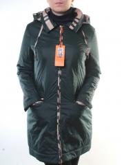 15BM-357 Пальто женское демисезонное (синтепон 50 гр.)