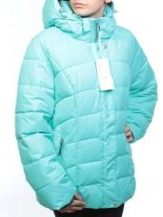 3F322 Куртка лыжная женская (холлофайбер)
