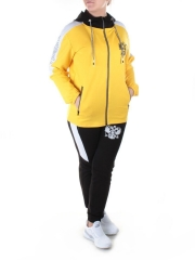 Y248 Спортивный костюм женский (100% хлопок)
