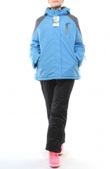 17-21 Костюм лыжный женский (холлофайбер)