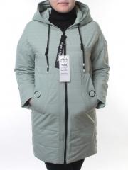 18835 Пальто женское демисезонное (холлофайбер)