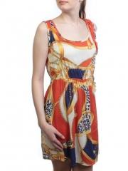 NK5019 Платье женское (65% хлопок, 35% вискоза)