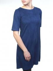 0008 Платье женское (50% полиэстер, 40% хлопок, 10% лайкра)