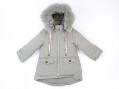 H 703 Куртка детская зима (4-8 лет)