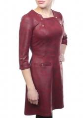 18107 Платье женское (95% полиэстер, 5% эластан)