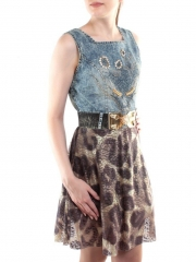 2015-15 Платье женское (100% полиэстер)