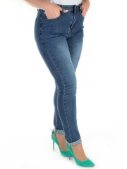 W-16 Джинсы женские Style Fashion