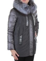 8179 Пальто женское с натуральным мехом Jarius