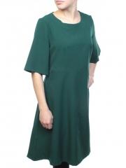 8-5506 Платье женское (95% хлопок, 5% лайкра)