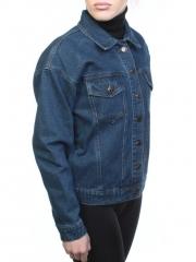 Y-7369 Куртка джинсовая женская (100% хлопок)