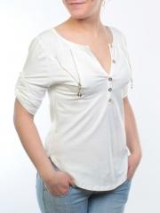 X17052 Блузка женская (95% хлопок, 5% полиэстер)