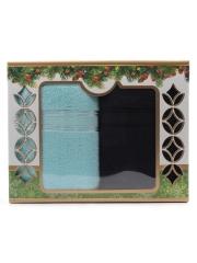 MPN2 Подарочный набор на Новый год (махровые полотенца 70*140)