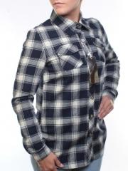 A8028 Рубашка женская (100% хлопок)