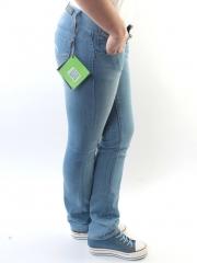 BP-2091-486-20 Джинсы женские (97% хлопок, 3% спандекс)