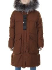 847 Куртка зимняя для девочки MALIYANA
