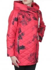 607 Куртка стеганая с принтом Z.F.R