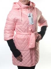 885 Пальто женское демисезонное (100 гр. синтепон)