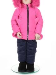 6170 Костюм зимний детский Shengfeng на рост 92 см (на 2-х летнего ребенка)