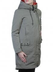 1913 Пальто зимнее облегченное на синтепоне OER