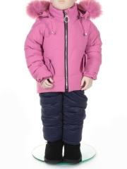 6168 Костюм зимний детский Shengfeng на рост 80 см(на ребенка12-18 мес)