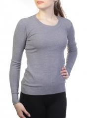A906 Кофта женская (60% шерсть, 30% хлопок, 10% эластан)
