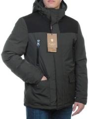 W-2022 Куртка мужская зимняя (холлофайбер)