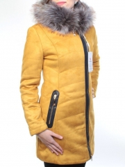 5193 Парка женская зимняя (150 гр синтепон, искусственный мех)