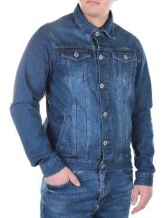 1036 Куртка джинсовая мужская HONG TU