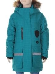 B-08 Куртка зимняя для девочки MALIYANA