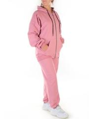 Y323 Спортивный костюм женский (100% хлопок)