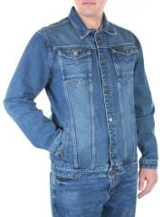 VH5909 Куртка джинсовая мужская VH JEANS