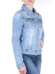 1722 Куртка джинсовая женская YAO YIN JEANS