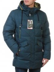 D652 Куртка зимняя мужская DAUNTLESS (200 гр. синтепон)