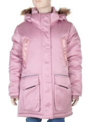B-013 Куртка зимняя для девочки MALIYANA
