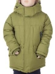 854 Куртка зимняя для мальчика MALIYANA