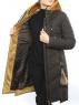 YRM10522 Пальто зимнее женское (холлофайбер)